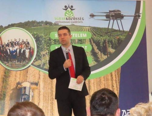 A folyamatos fejlesztés és az együttműködés alapvetően szükséges a gazdálkodásban