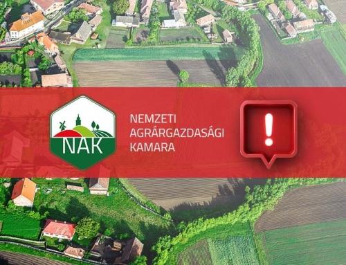 NAK – A koronavírus várható hatása az agrárgazdaságra