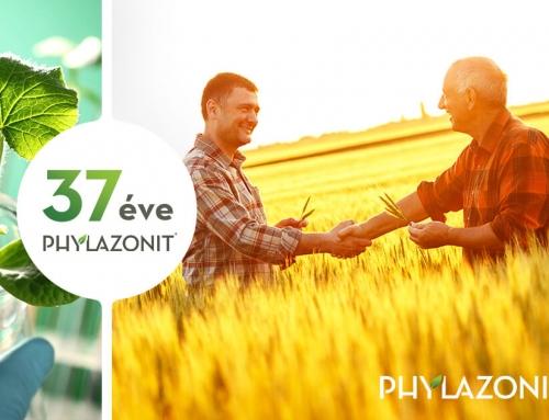 A Phylazonit Magyarország kedvenc talajbaktérium készítménye