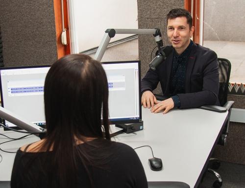 Edukáció és szakmai együttműködés a Best FM-el és a Rádió 1-el!