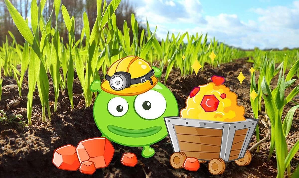 A foszfor szerepe a növénytermesztésben