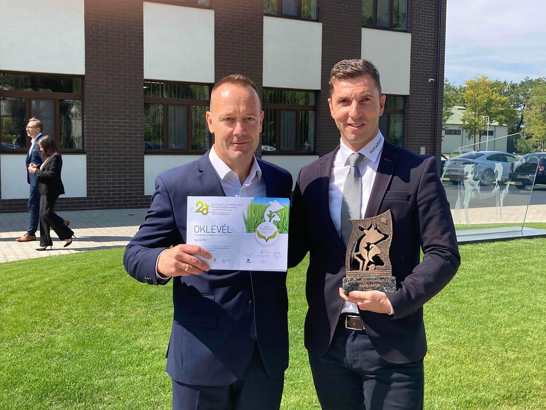 Kihirdették a Növénytermesztésért Termékdíj Pályázatok 2021-es nyerteseit